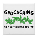 Poison Ivy Tile Coaster