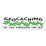 Poison Ivy Bumper Sticker (50 pk)