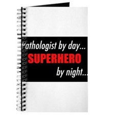 Superhero Pathologist Journal