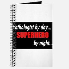 Superhero Pathologist Journal