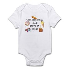 What Happens at Avo's... Infant Bodysuit