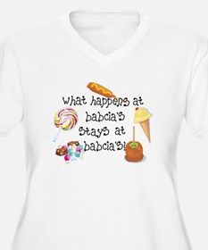 What Happens at Babcia's... T-Shirt