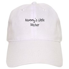 Mommy's Little Ditcher Hat