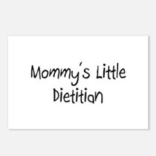 Mommy's Little Dietitian Postcards (Package of 8)