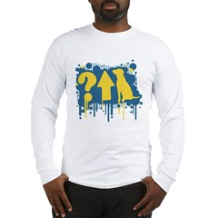 What's Up Dog Long Sleeve T-Shirt