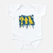 What's Up Dog Infant Bodysuit