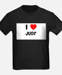 I LOVE JUDE Women's T-Shirt
