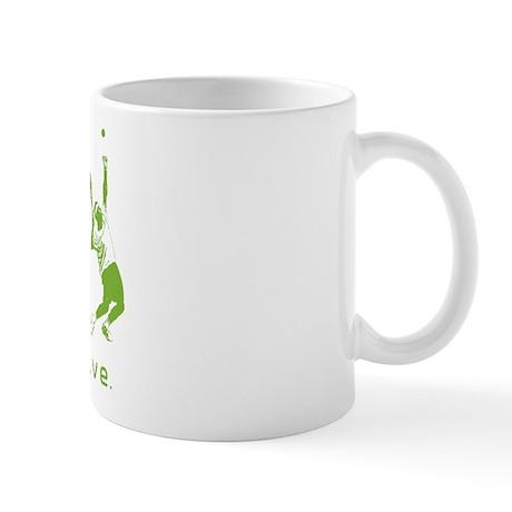 TENNIS EVOLUTION Mug