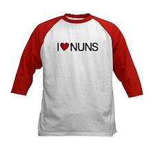 I Love Nuns Tee