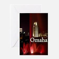 Omaha Greeting Card