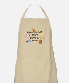 What Happens at Baka's... BBQ Apron