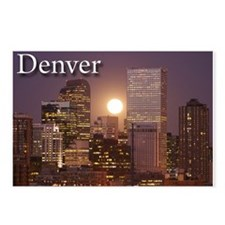 Denver Postcards (Package of 8)