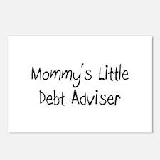 Mommy's Little Debt Adviser Postcards (Package of