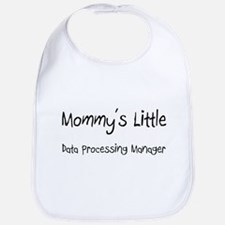 Mommy's Little Data Processing Manager Bib