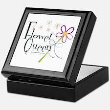 Flower Queen Keepsake Box