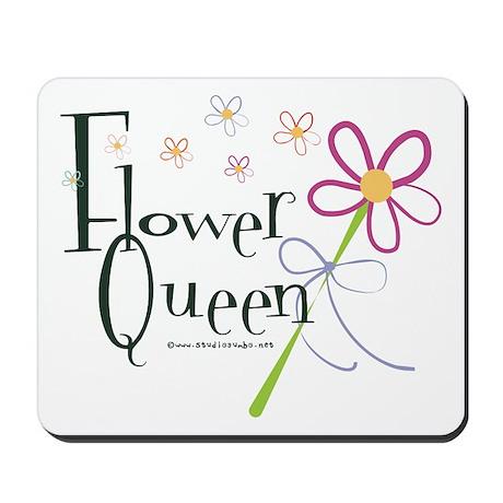 Flower Queen Mousepad
