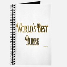Wold's Best Bubbe Journal