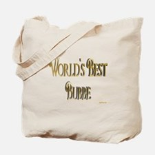 Wold's Best Bubbe Tote Bag