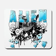 Alien Vector Design 31 Mousepad