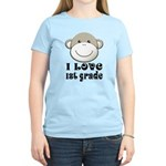 I Love First Grade Women's Light T-Shirt