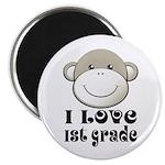 I Love First Grade Magnet