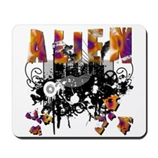 Alien Vector Design 41 Mousepad