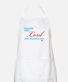 Thank You Lord For Another Da BBQ Apron