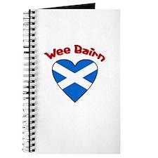 Wee Bairn Heart Journal