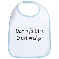 Mommy's Little Credit Analyst Bib