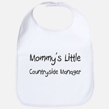 Mommy's Little Countryside Manager Bib
