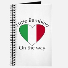Little Bambino On the Way Journal
