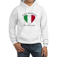 Little Bambino On the Way Hoodie