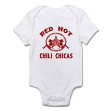 Chili Chicas Infant Bodysuit