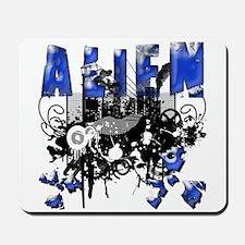 Alien Vector Design 35 Mousepad