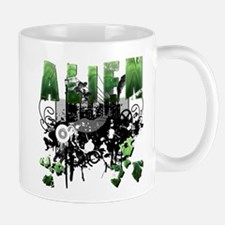 Alien Vector Design 29 Mug