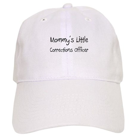 Mommy's Little Corrections Officer Cap