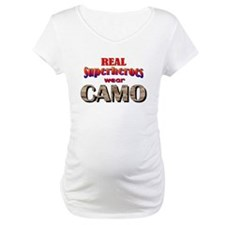 Real Superheroes - Marine Shirt