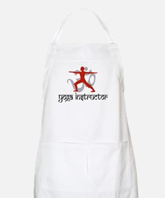 Yoga Instructor BBQ Apron