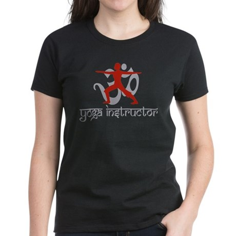 Yoga Instructor Women's Dark T-Shirt
