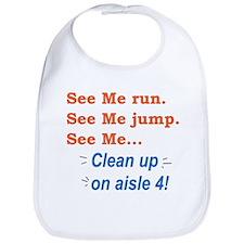 See Me run. Bib