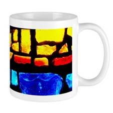 Saint Tomas Stained Glass Mug