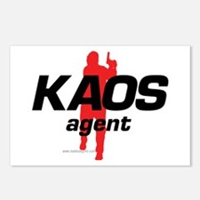 KAOS... Postcards (Package of 8)