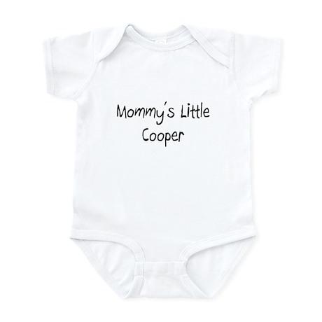 Mommy's Little Cooper Infant Bodysuit