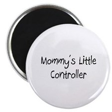 "Mommy's Little Controller 2.25"" Magnet (10 pack)"