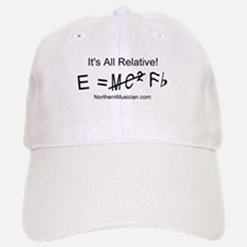 E = (not)MC2 Fb Baseball Baseball Cap