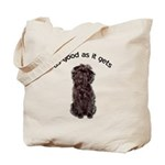 Good Affenpinscher Tote Bag