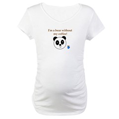 BEAR WITHOUT COFFEE Shirt