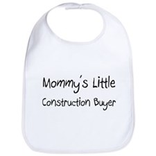 Mommy's Little Construction Buyer Bib