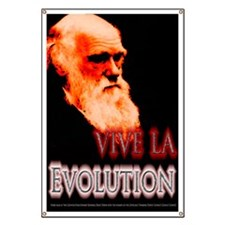 Vive La Evolution Banner