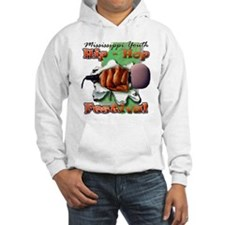Funny Elements of hip hop Hoodie